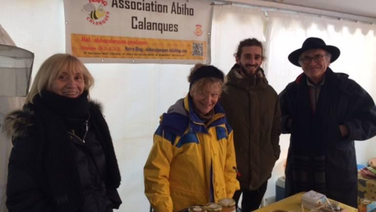 2018-12-15 Marché de la truffe Mazargues