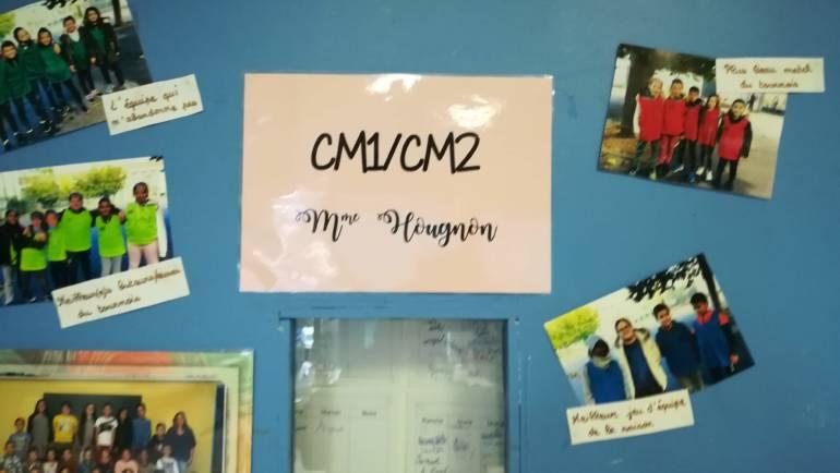 2019-01-29 Sensibilisation école de la Baume classe de CM1/CM2 Lucie Hougnon