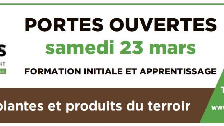 2019-03-23 Journée portes ouvertes Lycée des Calanques