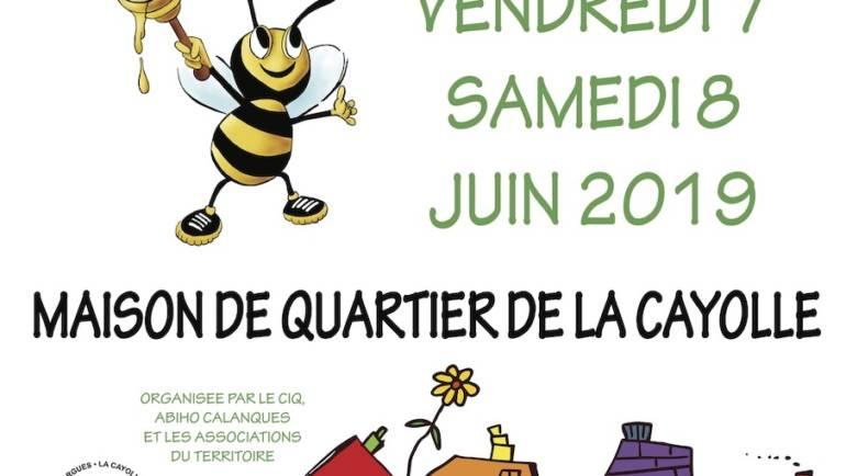 Fête du miel et de l'éco quartier 07 & 08 juin 2019