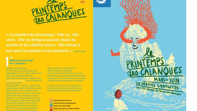 2019-05-19 Dimanche matin BALADE AU RUCHER D'ABIHO CALANQUES.
