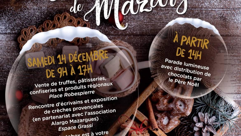 2019-12-14 Marché de la truffe Mazargues