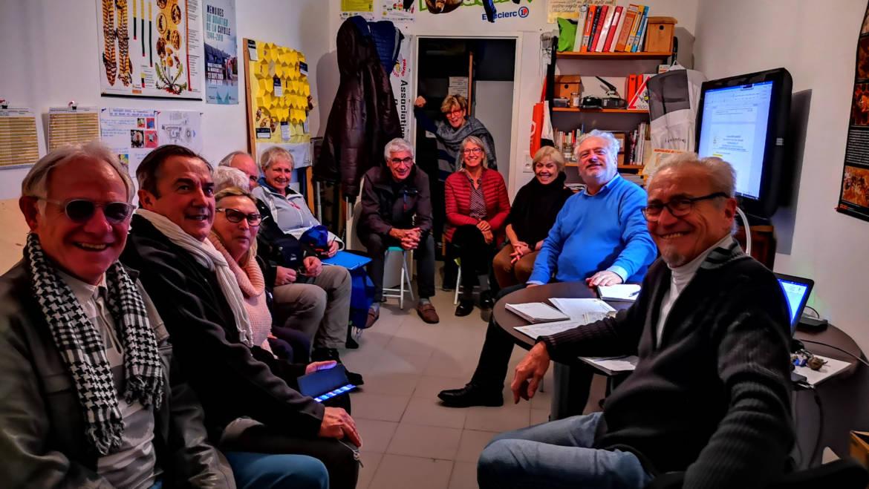 2020-01-30 Conseil d'Administration Abiho Calanques du 30-01-2020 à 17 h 30 à la Miellerie